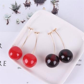 1 Pair Simulation Red Cherry Earrings Sweet Bohemian Fashion Jewelry Women Cherry Earrings Fruit Stud Dangle.jpg 350x350 - Home Page