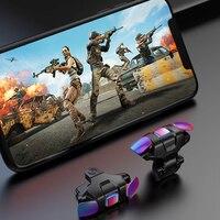Telefono cellulare Trigger di gioco pulsante di fuoco maniglia sparatutto gioco joystick Gamepad Controller L1R1