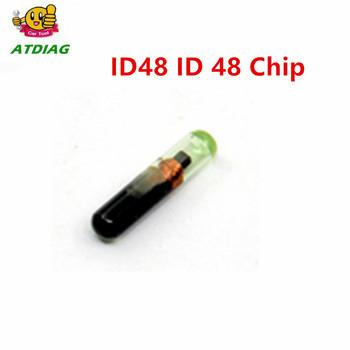 1 sztuk klucz Chip transpondera id 48 ID48 chip ID 48 szklany Chip samochodów OEM id 48 megamos crypto chip darmowa wysyłka tanie i dobre opinie ATDIAG Urządzenie zabezpieczające przed kradzieżą dwukierunkowa Auto centralny zamek Bez lcd pilot zdalnego sterowania