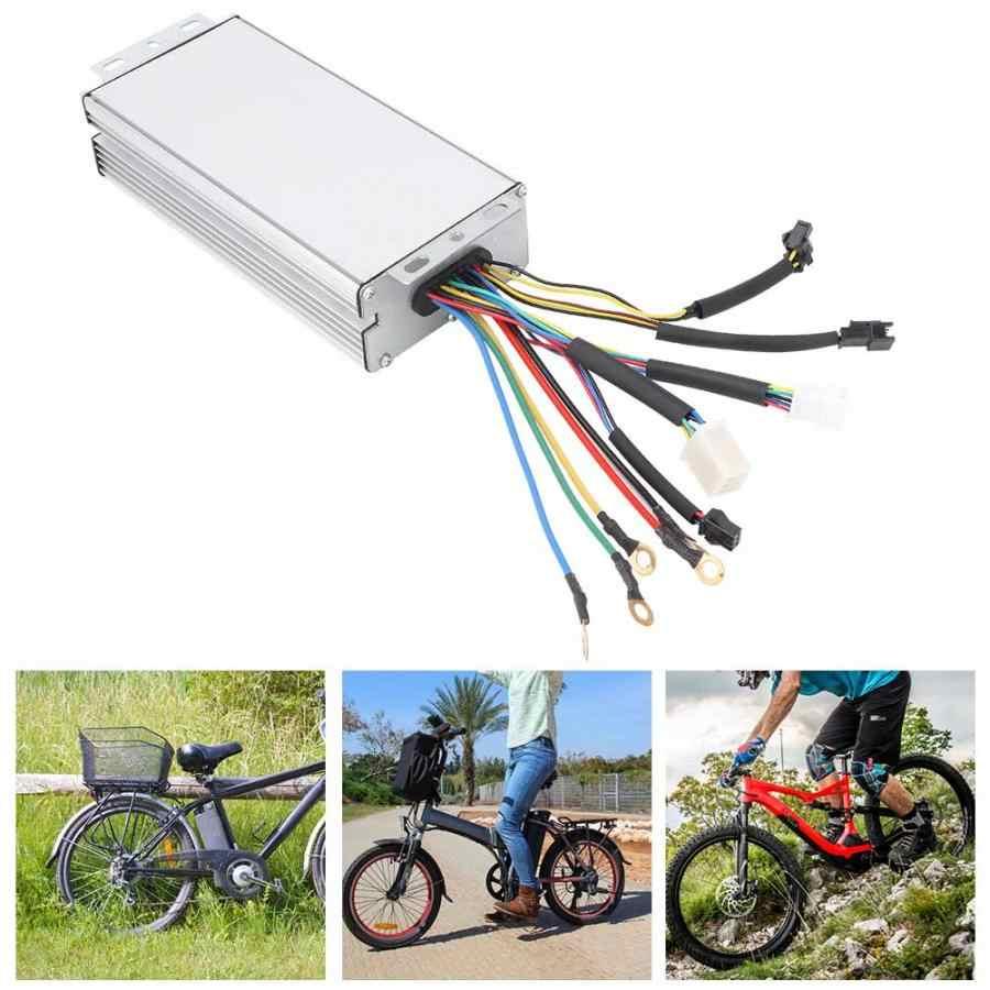 Accessoire électrique sans brosse Durable de contrôleur de moteur pour le vélo de montagne 36 V/48 V 1000 W/1500 W pour l'accessoire électrique de Scooter