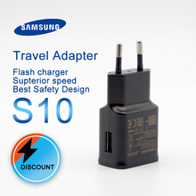 Original EU Samsung Adaptive S10 Fast Charger USB Quick Adapter  TYPE C Cable For Galaxy A50 A30 A70 S8 S9 Plus Note 8 9 10