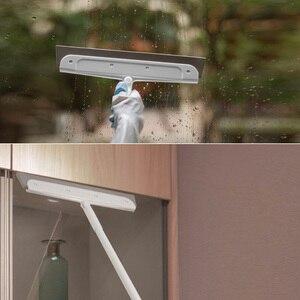 Image 3 - EVAไม้กวาดกระเบื้องTelescopicจับฝุ่นMagic EVAใบปัดน้ำฝนยางMopsกระจกหน้าต่างScraper Bladeเครื่องมือทำความสะอาด