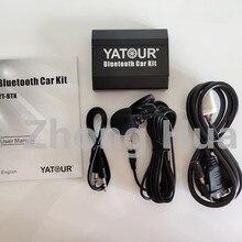 Yatour handsfree Bluetooth Car Kit for Mazda 2 3 6 CX7 RX8 MPV Car Mp3 Player AU