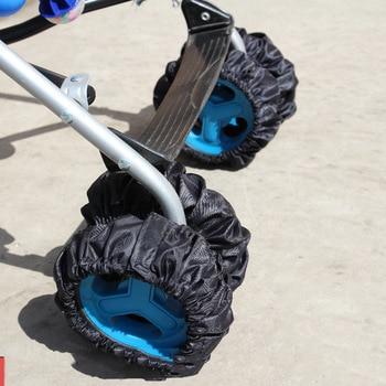 2pcs Baby Hanger Baby Bag Stroller Hooks Pram Rotate 360 Degree Cart Hook Accessories