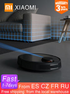 XIAOMI Vacuum-Cleaner Suction Mopping-Robot Cyclone STYJ02YM Smart Automatic Home Dust-Sterilize
