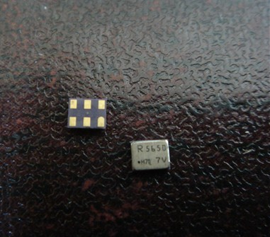 5pcs 100% New And Orginal Imported Temperature Subsidized Chip Crystal RAKON TCXO IT2205ME 2025 16.368MHZ 16.368M