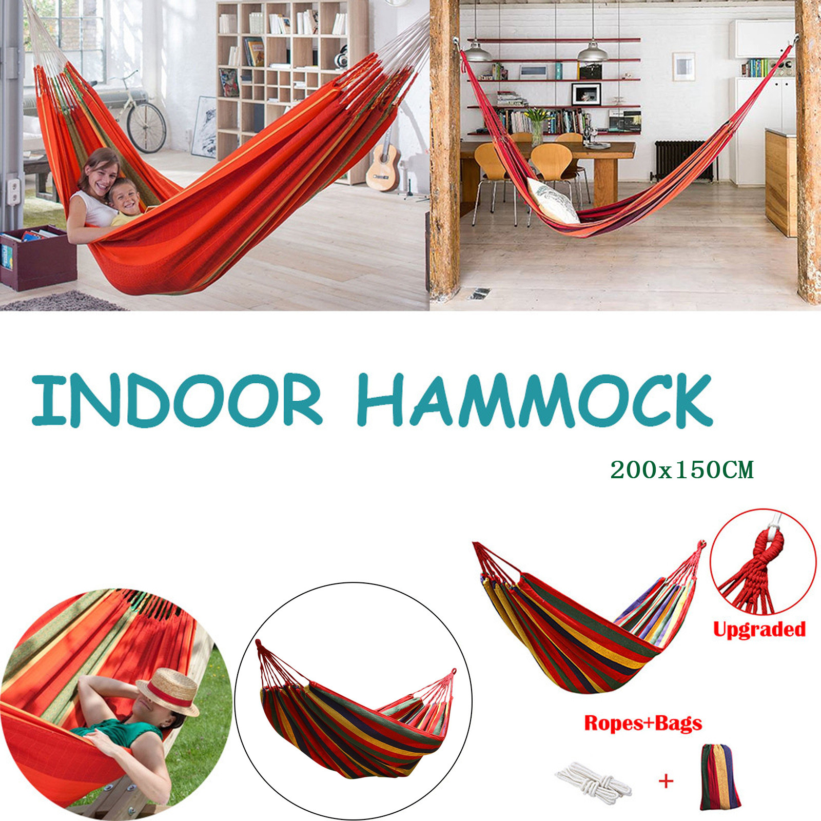 Outdoor Dormitory Swing Canvas  Creative Bed indoor Cradle Chair Hanging Chair Dormitory 2021 New Hot