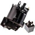 Luchtcompressor Luchtpomp + Relais Voor Mercedes-Benz W251 Klasse R350 2513202704, A2513202104, A2513201304, 2513200904