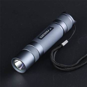 Convoy S2+ SST40 1800lm 6500K Temperature Protection 18650 Flashlight for Camping Torch Hunting Lantern LED Lamp Portable