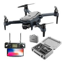 Otpro gps drone fpv, com 1080p 4k câmera wi fi rc drones selfie siga me quadcopter glonass helicóptero dron ufo 1km brinquedos presente
