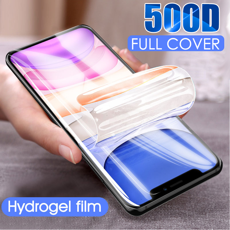 Full Cover Hydrogel Film For LeEco <font><b>Le</b></font> <font><b>2</b></font> <font><b>Le</b></font> X527 Premium <font><b>Screen</b></font> Protector Film Not Glass For LeEco Le2 Pro <font><b>le</b></font> S3 X626 <font><b>X526</b></font> X625 image