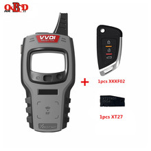 Xhorse VVDI Mini Key Tool Remote Programmer Support IOS/Android Free 96bit 48 Chip Clone with XT27 Super Chips Global Version