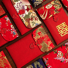 Gift-Bag Packets Red Money Party Envelope Spring Festival Wedding Chinese High-Grade
