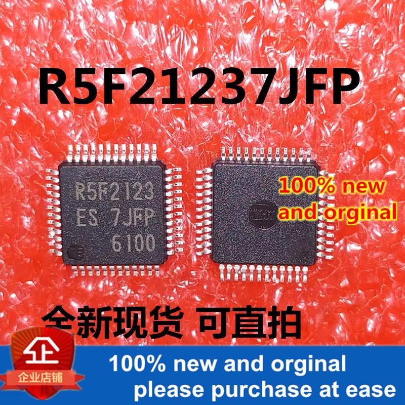 1pcs 100% New And Orginal R5F21237JFP R5F21237 RENESAS QFP48 MCU In Stock