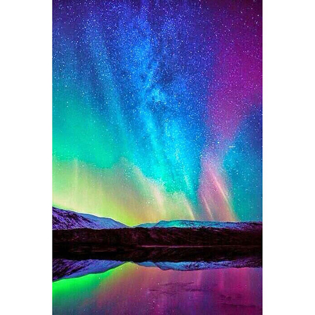 Colorful Aurora