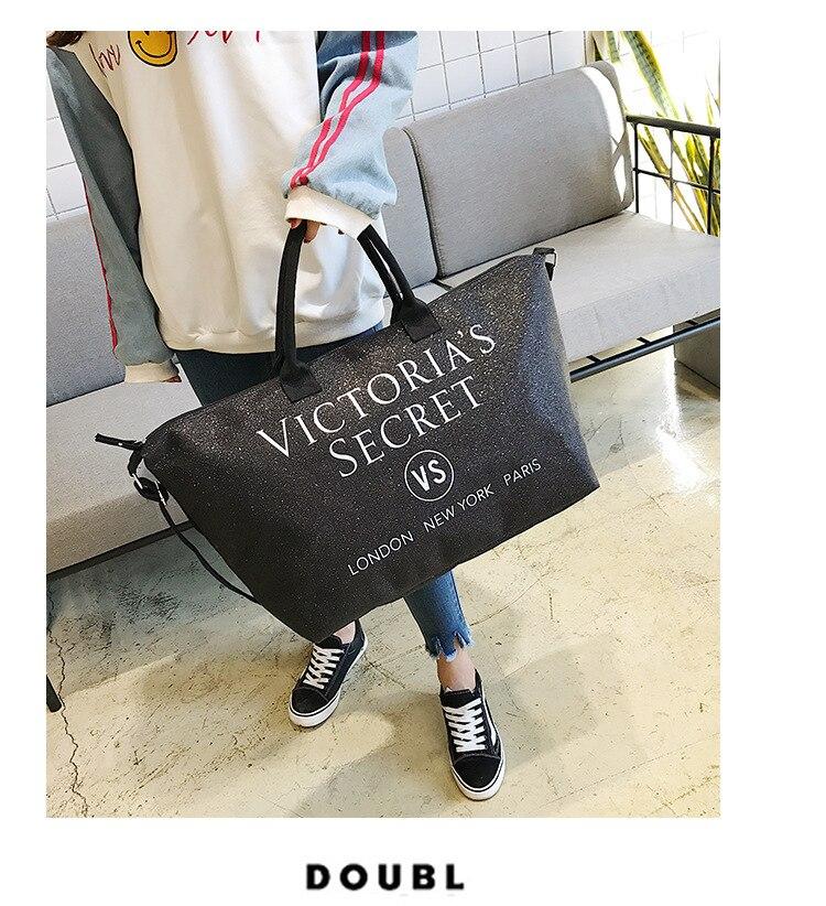 Hot Women Fashion Travel Bag Weekend Handbag Ladies' Bag Tourism Luggage Bag Walking Show