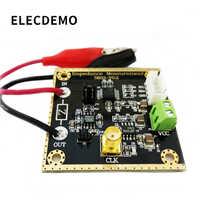 Módulo analizador de red convertidor de impedancia AD5933 1M Frecuencia de muestreo resistencia de medición de Resolución de 12 bits