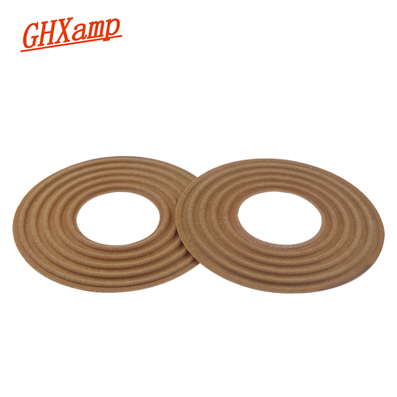 GHXAMP 190mm Speaker Wave Centering Spring Pad 190*75.5mm Flat Foot Support Voice Coil Repair Parts 2pcs