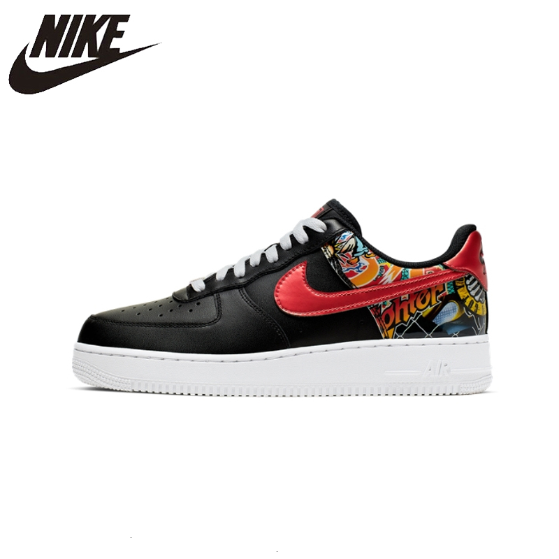 Nike Air Force 1 Original New Arrival Men Skateboarding