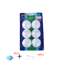 ping pong balls Table Tennis ball/ping pong/plastic ball 12 gauge image only spent shell bullet ammo gun novelty table tennis ping pong ball 3 pack