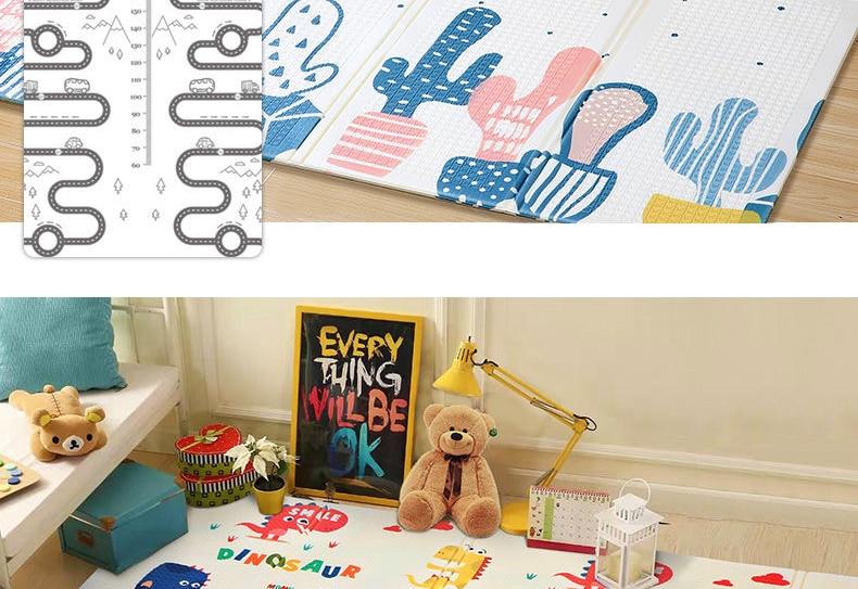 H48e5541b9fa1414fb91184de0d5a487fz Miamumi Baby Play Mat Kid Puzzle Mat Playmat 180x200cm 70*78in Mat for Children Puzzle Tapete Infantil Mat Puzzles Foam Play Rug