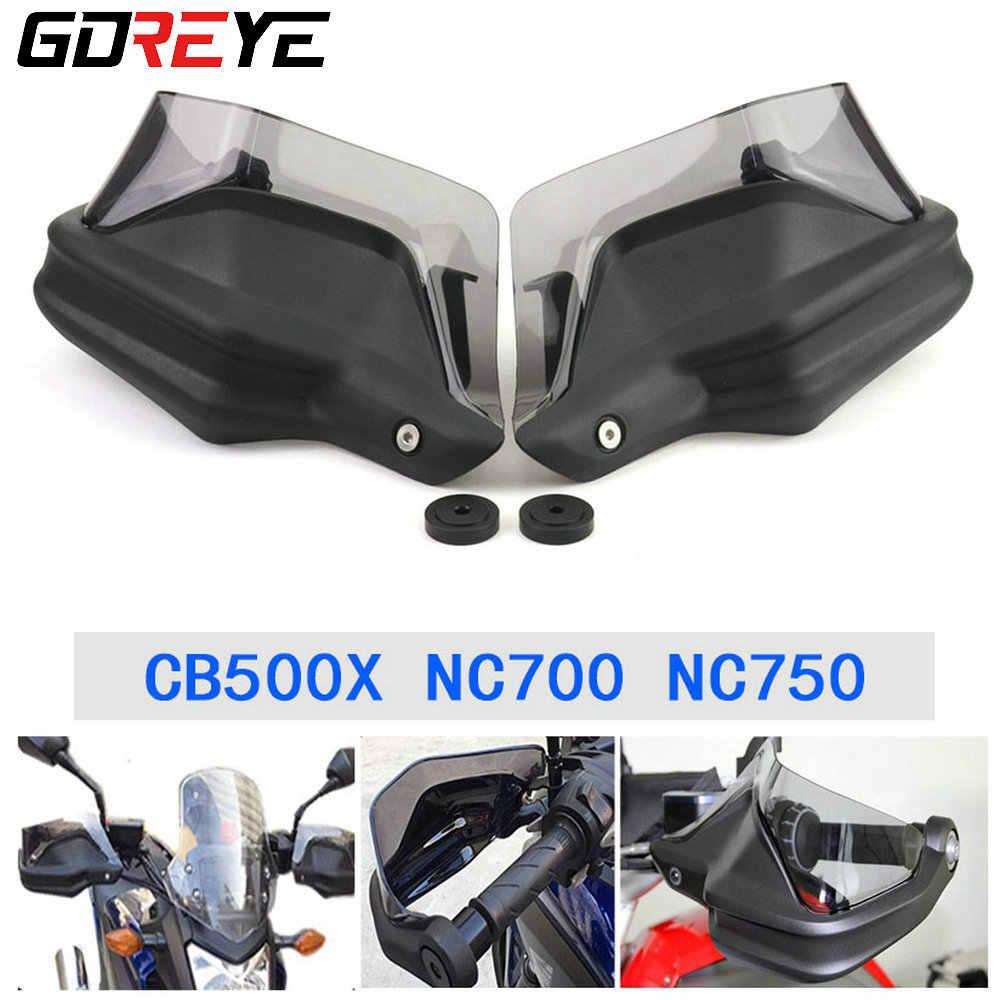 KKmoon Guardamanos Protectores de Mano Motocicleta repuesto para H onda NC700X CB650F CtX700 NC750X 2014-2018