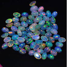 natural ETHIOPIA opal loose gemstone whole price for jewelry DIY 1pc(China)