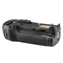 Sıcak 3C MB D12 Pro serisi çok güç pil yuvası Nikon D800, D800E ve D810 kamera