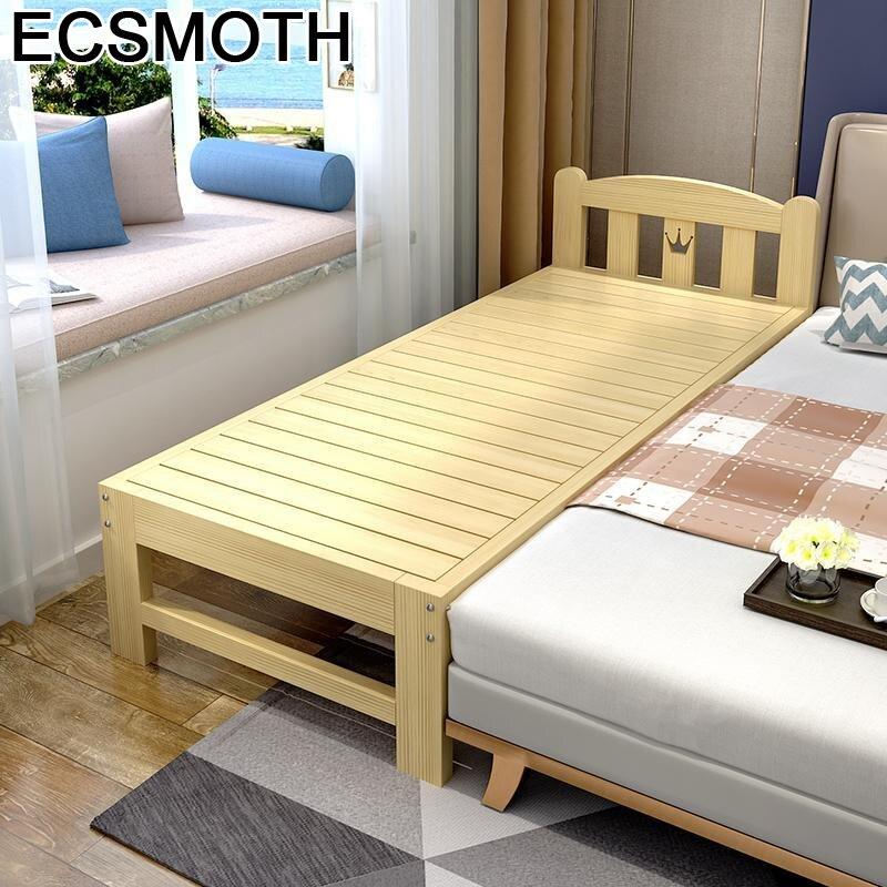 Bois Crib Hochbett Chambre Yatak De Dormitorio Mobili Mobilya Muebles Bedroom Lit Enfant Cama Infantil Wodden Baby Furniture Bed