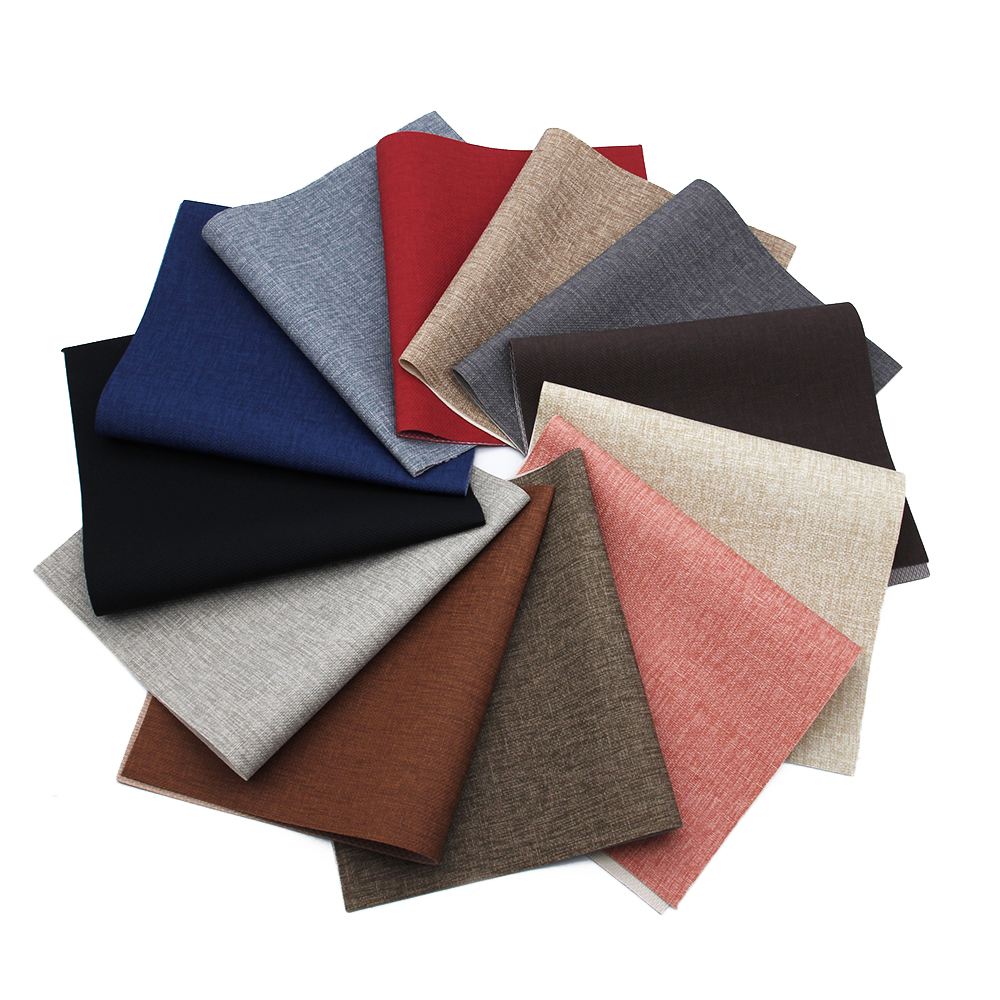 20*34cm Stone Pattern Faux Leather Bump Texture Fabric Sheets DIY Handmade Craft
