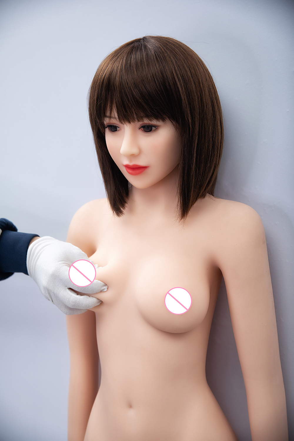 <font><b>100</b></font> <font><b>Sex</b></font> <font><b>Dolls</b></font> with <font><b>100</b></font>% Silicone TPE with Japanese Small Breast Sexy Vagina Adult Full Life Full Size Love <font><b>Doll</b></font> <font><b>Sex</b></font> Toys for Men image