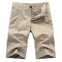 Men Casual Shorts Summer Fashion Cotton Cargo Shorts Bermuda Masculina Shorts Joggers Short Trousers Male Plus Size 51