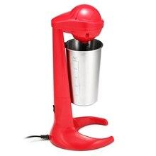 Электрический многофункциональный Миксер для еды, кофе, блендер, шейкер для молока, мороженого, смузи, Коктейльная машина, кухонный инструмент для приготовления пищи с ЕС P