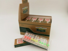 240 pcs להפחית זפת וניקוטין סיגריה מסננים חד פעמי פומית עבור 6mm Slim גודל אישה וגברים סיגריות sd162