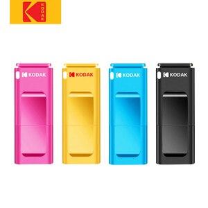 Kodak K233 usb 3.0 plastic pen drive 16gb flash drive pendrive 32 gb usb memory stick 64gb usb flash drive cel usb stick USB 3.1