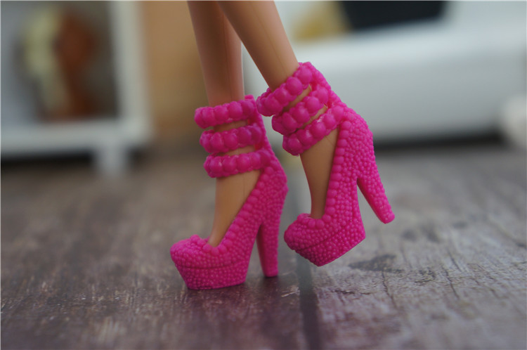 shoes for baribe doll 7
