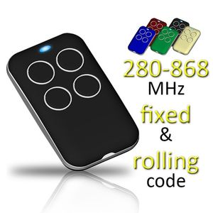 Image 4 - Remote Control  Multi Frequency Duplicate 280mhz to 868mhz 4 Channel Command Handzender Garage Door Opener Gate Key Fob