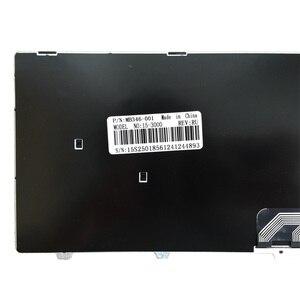 Image 4 - Russo Tastiera del computer portatile PER DELL 0KPP2C SN8234 490.00H07.0L01 SG 63510 XUA 0JYP58 490.00H07.0D1D NSK LR0SW 1D 01 tastiera