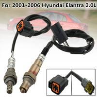 2x O2 산소 센서 업스트림 및 다운 스트림 2001 2002 2003 2004 2005 2006 Elantra 2.0L