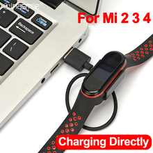 Charger Mi-Band Xiaomi for 3 Cable-Data-Dock New-Design 4-2-3