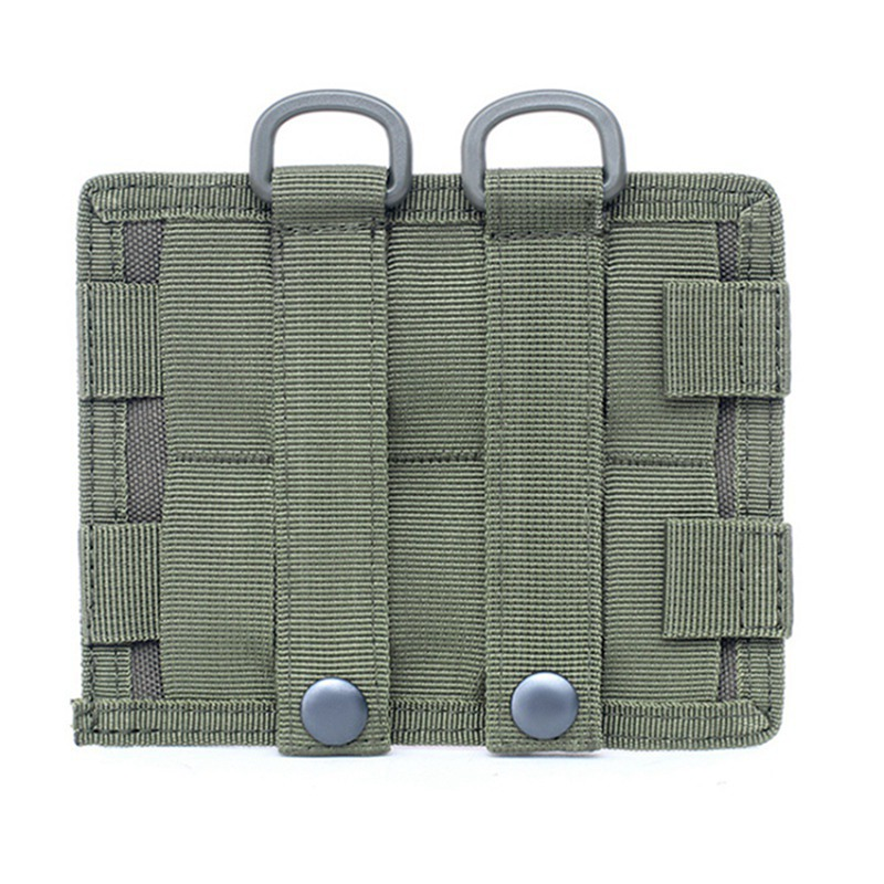 Hunting Pouch HOOk&LOOP Tactical Sports Military Molle Nylon Radio Walkie Talkie Holder Bag Magazine  Pouch  HOOk&LOOP