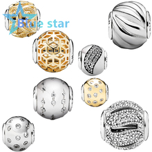 Bule Star 100% 925 Sterling Silver ESSENCE series Health Trust Joy Happiness Intuition Creativity Dignity  Loyalty Charm human dignity
