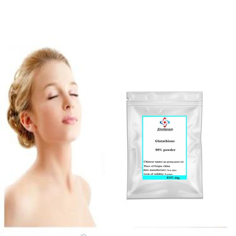 venda quente alta pureza 99 po l glutation seguranca saude glutation po clareamento da pele anti