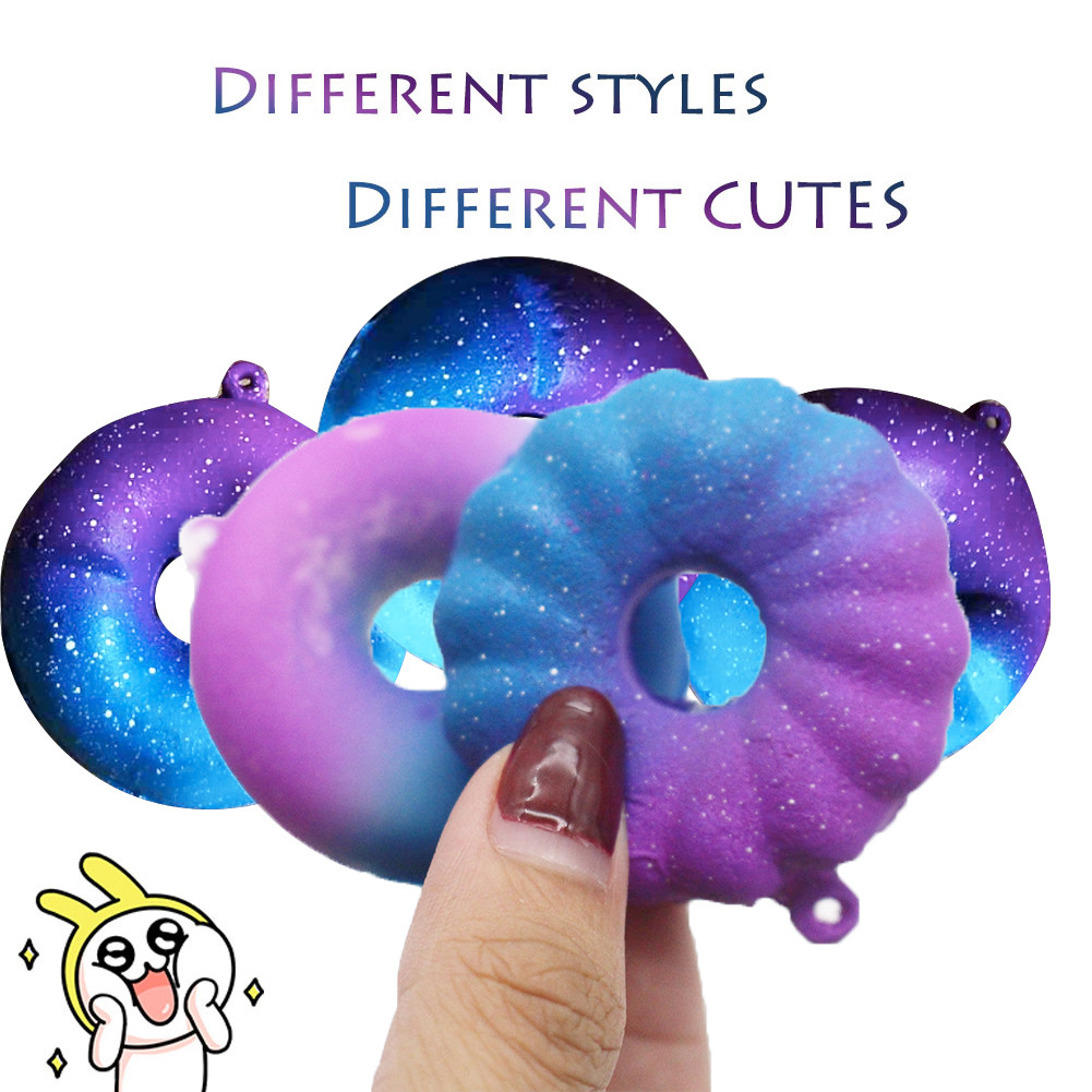 1Pcs Hot Selling Antistress Toy Kawaii Cute Slow Rising Squeeze Toy Collection Cure For Kids Funny Gift Stress Relief Toy