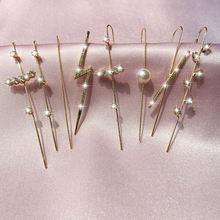 Латы 1 шт ювелирные изделия для тела Пирсинг Серьги женщин Мода