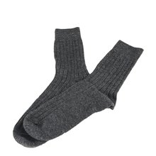 1 Pair Men Socks Brand Breathable Soft Cotton Comfortable Thicken Solid Color Fashion Casual For Winter