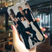 The Vamps Hard Cover for Huawei P30 Pro Shockproof Phone Case for Mate 20 10 Pro P9 P10 P20 P30 Lite P Smart 2019 ZCovers Skin(China)