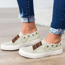 Oomtli/ Womens shoes; New Arrival 2019; fashionable women casual jeans Femme tenis feminino; canvas female sneake