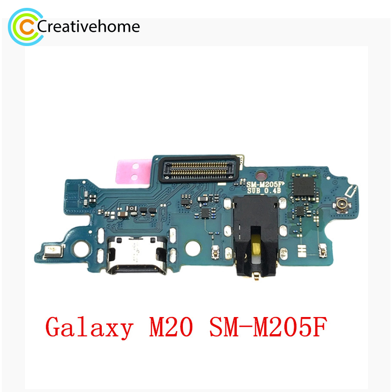 Charging Port Board For Samsung For Galaxy M20 SM-M205F / M30 & M305F / Galaxy A8 Star (A9 Star) SM-G8850 / A7 (2018) /& A750F