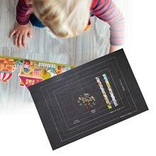 Schnelle Lieferung Puzzle Rolle Lagerung Matte Roll-Up Zu 3000 Pcs Mit Tasche Geliefert Kordelzug Lagerung Taschen Unterstützung Großhandel